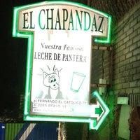 Das Foto wurde bei El Chapandaz von Be F. am 5/25/2012 aufgenommen