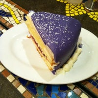 Das Foto wurde bei Aroma Coffee and Tea Co. von Judy A. am 7/3/2012 aufgenommen