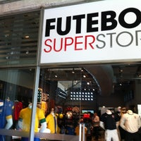 a98217c033 Photo taken at Futebol Super Store by Laudiana O. on 7 19 2012 ...