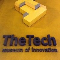 Foto tirada no(a) The Tech Museum of Innovation por John L. em 3/11/2012