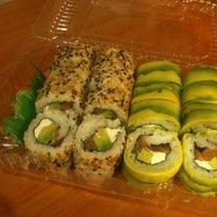 Photo prise au Mikan Sushi Santiago par Luis I. le3/6/2012