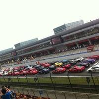 Das Foto wurde bei Shanghai International Circuit von Chloe Z. am 6/17/2012 aufgenommen