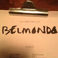 Foto tomada en Belmondo por Darivader el 6/27/2012