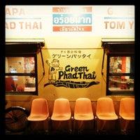 6/13/2012에 Ryoko O.님이 Green Phad Thai에서 찍은 사진