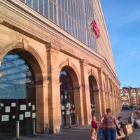 Photo Taken At Liverpool Lime Street Railway Station LIV By Robert F On