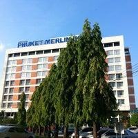 Das Foto wurde bei Phuket Merlin Hotel von Fong Beer L. am 5/9/2012 aufgenommen