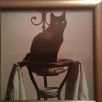 Снимок сделан в Чорний Кіт / The Black Cat пользователем Mass N. 8/25/2012