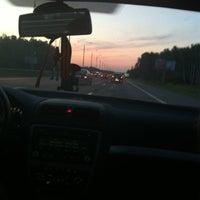 Photo prise au М-2 Симферопольское шоссе par Katya Z. le7/8/2012