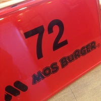 Photo prise au MOS Burger par Hui H. le6/10/2012