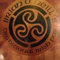 Foto scattata a Brian O'Neill's Irish Pub da Kurrel il 5/3/2012