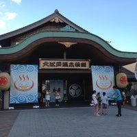 Foto tomada en Oedo Onsen Monogatari por Takao E. el 8/19/2012