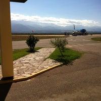Foto tomada en Aeropuerto de La Rioja - Capitán Vicente Almandos Almonacid (IRJ) por Isaias A. el 5/12/2012