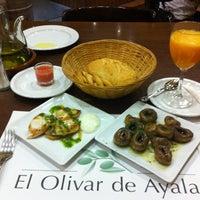 Foto tomada en El Olivar de Ayala por Lu S. el 6/30/2012