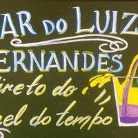 Foto tirada no(a) Bar do Luiz Fernandes por Prika U. em 5/12/2012