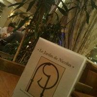 Photo prise au Jardin de Nicolas par Philippe S. le3/23/2012