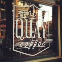 Foto scattata a Quay Coffee da Liz H. il 6/29/2012