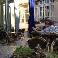 Photo prise au Fransız Kültür Merkezi par sintya l. le7/2/2012