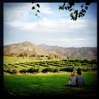 Photo prise au Orfila Vineyards and Winery par Andrew R. le9/10/2012