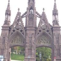 4/28/2012にEric B.がThe Green-Wood Cemeteryで撮った写真