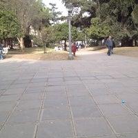 Foto tomada en Plaza Belgrano por Jeronimo G. el 7/20/2012