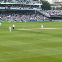 Foto tomada en Lord's Cricket Ground (MCC)  por Dean C. el 8/17/2012