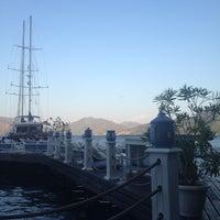 9/9/2012 tarihinde özgür U.ziyaretçi tarafından Grand Yazıcı Marmaris Palace Beach'de çekilen fotoğraf