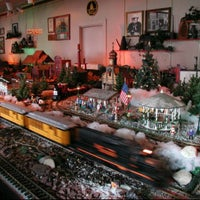 Overlys Country Christmas.Hartman Station At Overly S Country Christmas General