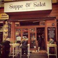 5/31/2012에 Manuel MANTU O.님이 Suppe & Salat에서 찍은 사진