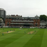 Photo prise au Lord's Cricket Ground (MCC) par Dave F. le9/2/2012