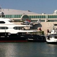 Das Foto wurde bei Embarcadero Marina Park South von Phil am 6/17/2012 aufgenommen