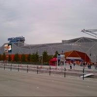รูปภาพถ่ายที่ BBVA Compass Stadium โดย Rene L. เมื่อ 8/25/2012