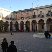 Das Foto wurde bei Plaça de Masadas von Marcos F. am 3/2/2012 aufgenommen