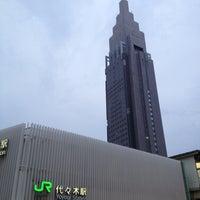 7/13/2012にgotetsuが代々木駅で撮った写真