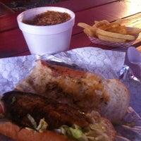 Das Foto wurde bei The Original New Orleans Po Boy and Gumbo Shop von Nikos V. am 9/10/2012 aufgenommen
