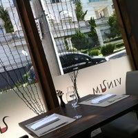 3/31/2012 tarihinde Lucas D.ziyaretçi tarafından Enoteca Vinum'de çekilen fotoğraf