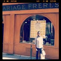 Foto scattata a Mariage Frères da Shaun R. il 7/25/2012