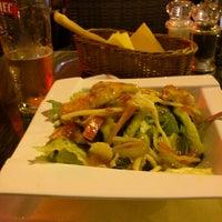 7/7/2012 tarihinde Piotr S.ziyaretçi tarafından La Cantina Bar & Restaurant'de çekilen fotoğraf