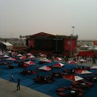 Das Foto wurde bei Bahrain International Circuit von Mohammed A. am 4/20/2012 aufgenommen