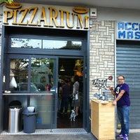 Foto scattata a Pizzarium Bonci da Nat *. il 5/27/2012