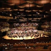 Снимок сделан в Boettcher Concert Hall пользователем Michael M. 7/11/2012