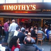 7/31/2012 tarihinde Mehmetziyaretçi tarafından Timothy's'de çekilen fotoğraf