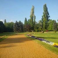 Das Foto wurde bei Margareteninsel von Balazs R. am 5/8/2012 aufgenommen