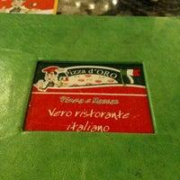 Foto tirada no(a) Pizza D'oro por Vanderson G. em 7/20/2012