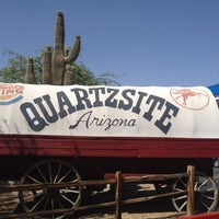 Photo taken at Town of Quartzsite by Beverly C. on 5/25/2012