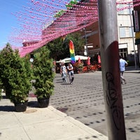 Photo prise au Village Gai / Gay Village par Mathieu L. le8/24/2012