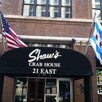 7/6/2012 tarihinde @steveGOgreenziyaretçi tarafından Shaw's Crab House'de çekilen fotoğraf