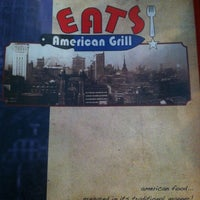 Das Foto wurde bei Eats American Grill von Champagne Girl 💋🏈🍷🇮🇹 am 4/12/2012 aufgenommen