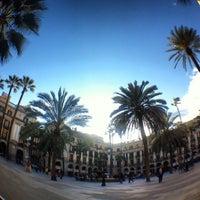 Foto tomada en Plaza Real por Marcos S. el 4/19/2012