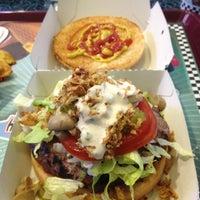 Foto tirada no(a) Yesterday American Diner por Ricardo L. em 4/17/2012