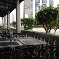 La Terraza Restarant Bar Now Closed 18090 Collins Ave